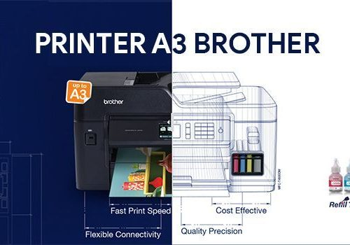 printer a3 brother tipe-MFC-T4500DW dan HL-T4000DW