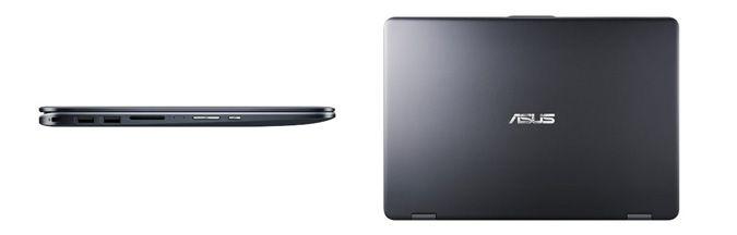 Berat dan dimensi laptop ASUS VivoBook TP410