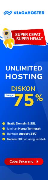 Promo diskon hosting murah Niagahoster