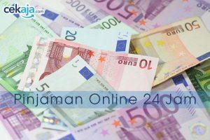 Memilih pinjaman online 24 jam mudah dengan cekaja.com