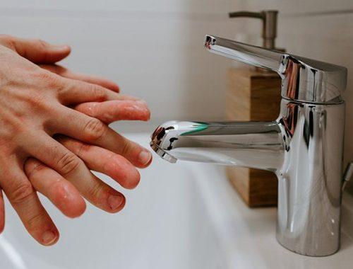 Cara cuci tangan yang benar sesuai anjuran kementrian kesehatan RI agar terhindar dari virus Corona Covid-19