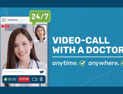 aplikasi konsultasi kesehatan terbaik