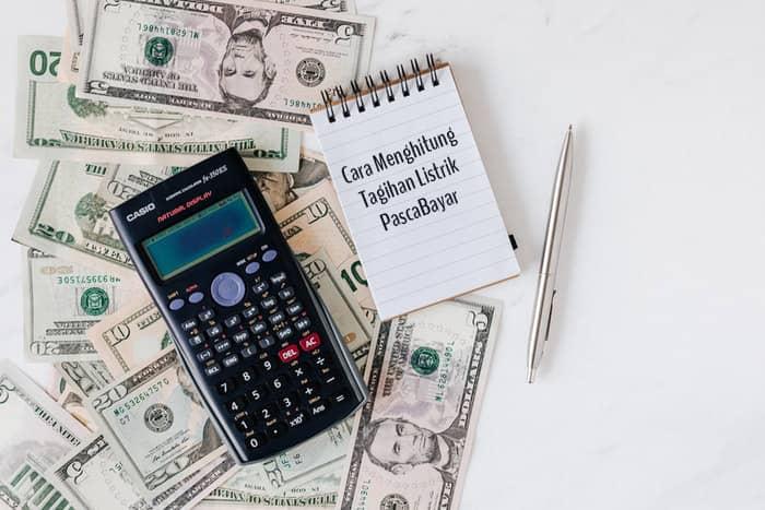 cara menghitung tagihan listrik pascabayar sendiri dari meteran