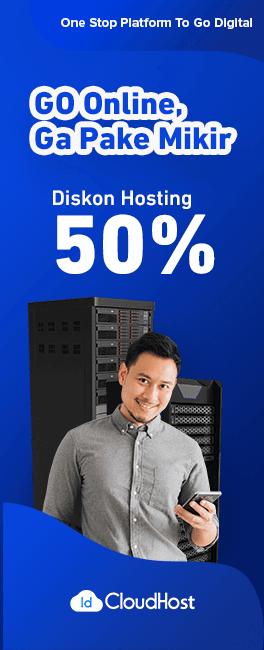 promo hosting murah indonesia Desember 2020